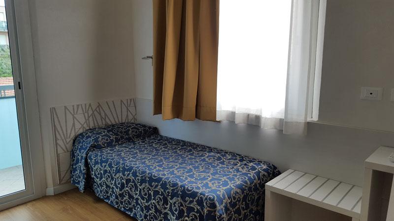 terzo letto camera comfort